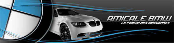 Amicale BMW - Powered by vBulletin